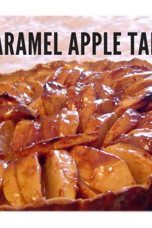 Caramel Apple Tart Recipe