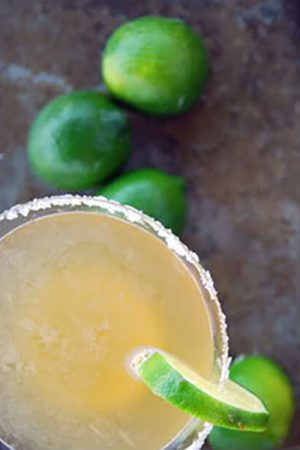 Classic Top Shelf Margarita Recipe from dineanddish.net