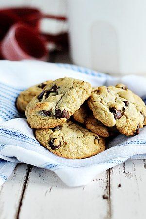 Chocolate Chip Cookie Recipe Image Photo