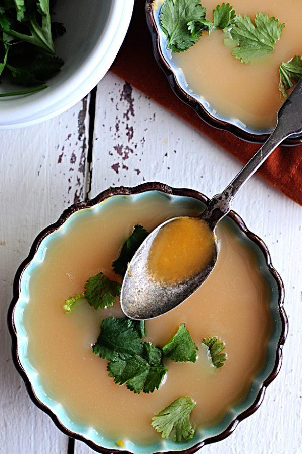 sweet potato soup tabasco