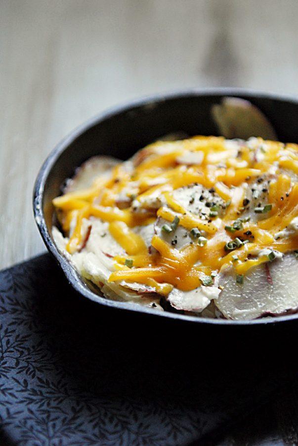 Breakstone's Creamy Potatoes