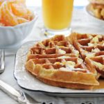 The Very Best Fluffy Waffle Recipe