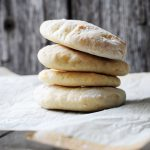 HOMEMADE PITA BREAD POCKETS