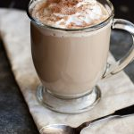 Cinnamon Spiced Cafe Latte from Dine & Dish and Eagle Brand