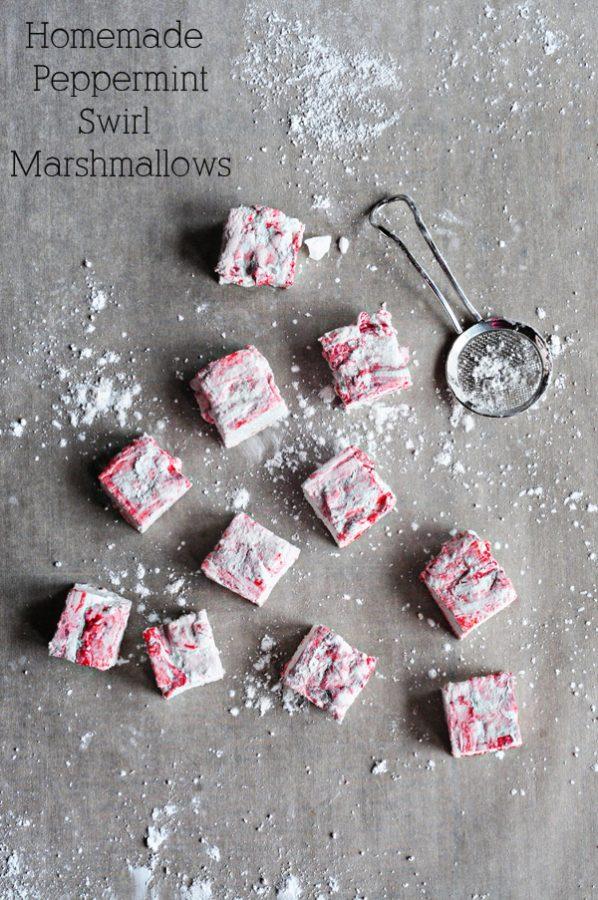 Homemade peppermint marshmallow recipe