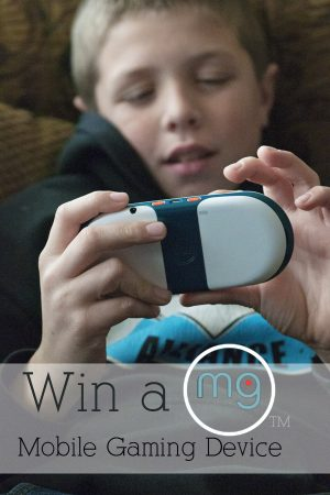 MG Android Mobile Gaming Device Giveaway