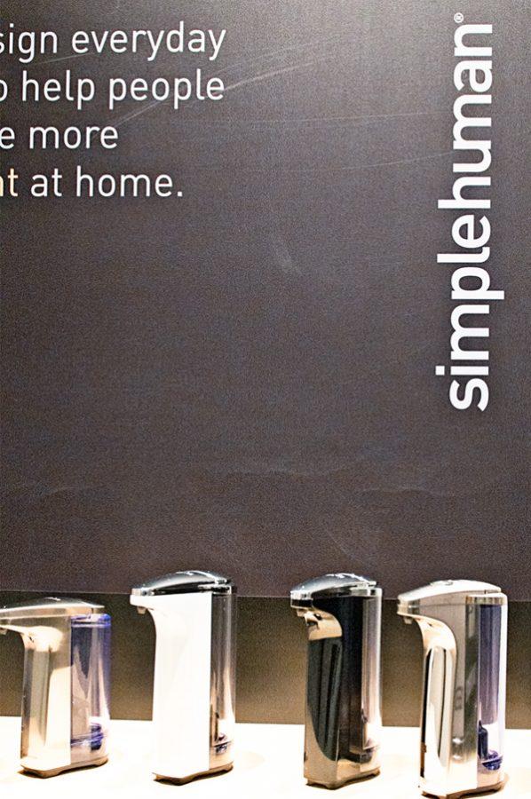 SimpleHuman Soap Dispensers www.dineanddish.net