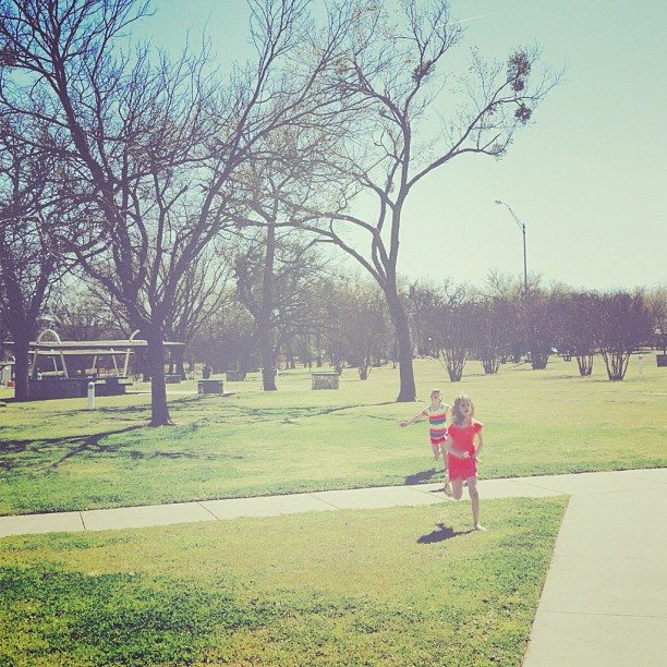 fresh air