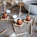 S'mores Fondue Bites from Dine & Dish