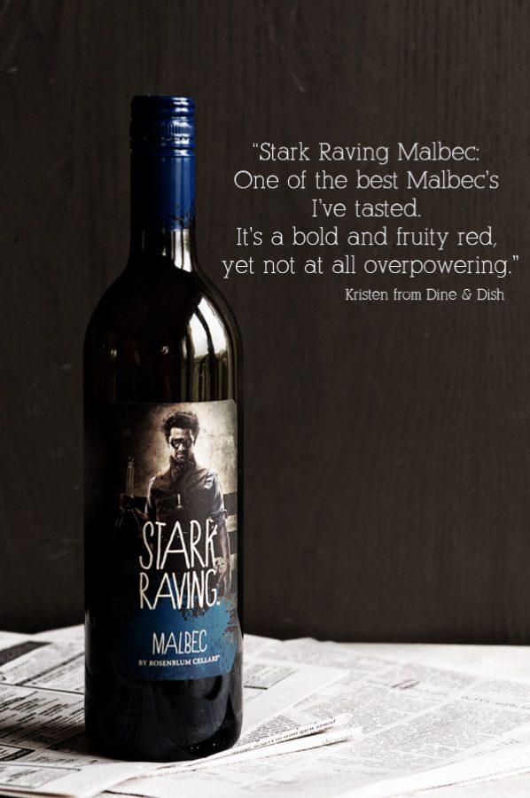 Stark Raving Malbec Wine