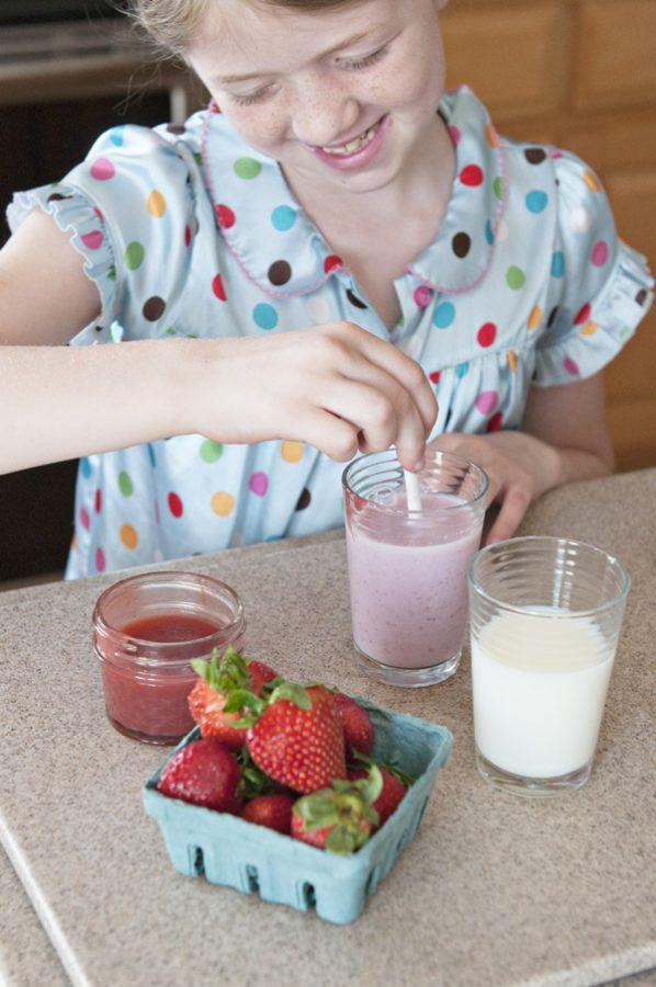 Kelly-stirring-milk