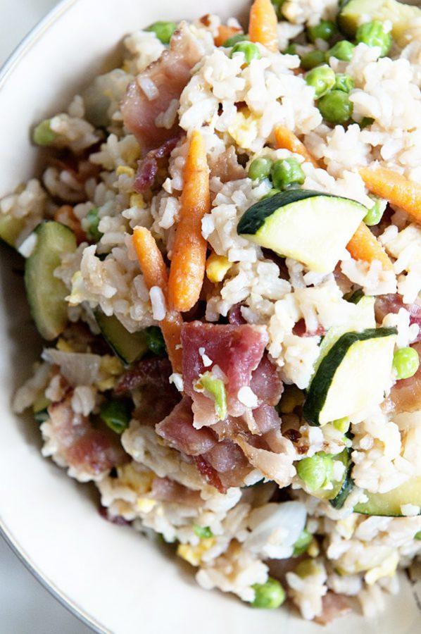 Bacon Fried Rice Recipe