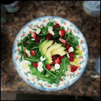 Avocado Salad