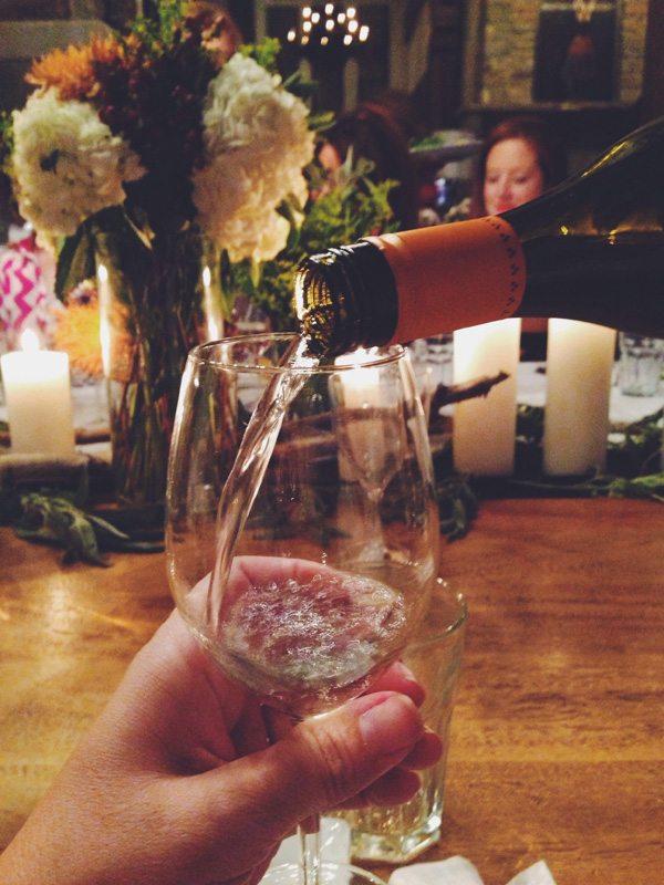 October 5th Wine at #BBRetreat