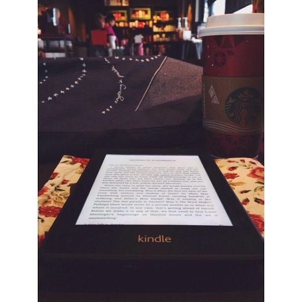November 20th Starbucks Escape