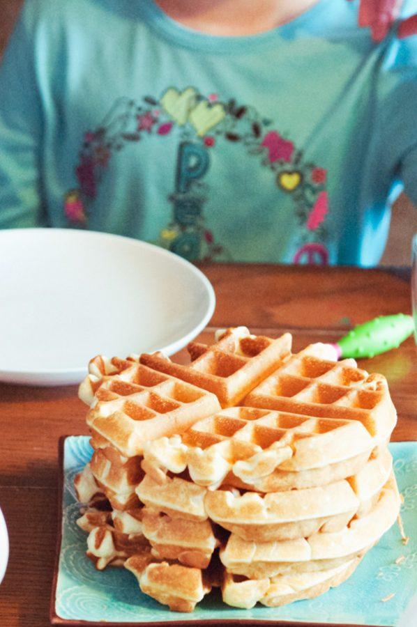 Saturday Waffles