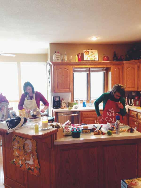 Girls-Cooking-in-Kitchen