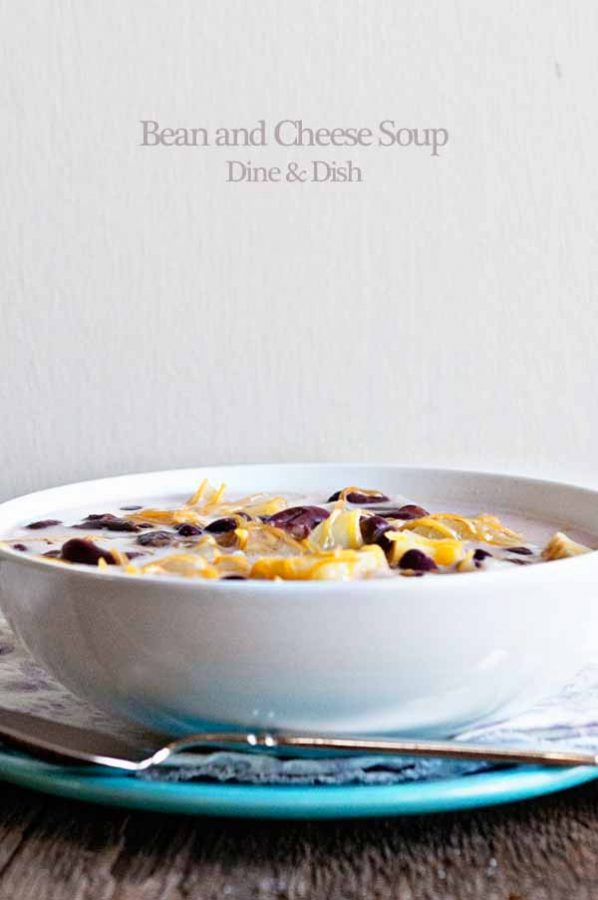 Bush's Bean and Cheese Soup Slowcooker Recipe