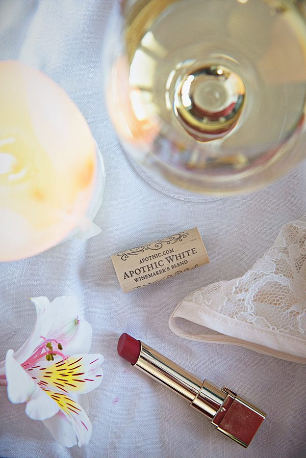 Apothic White Wine and Lace