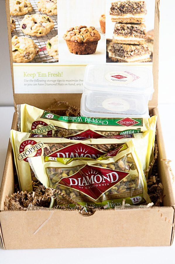Diamond Nuts of California Baking Kit Giveaway