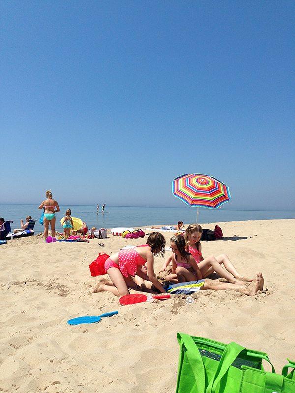 Sandy-Beaches