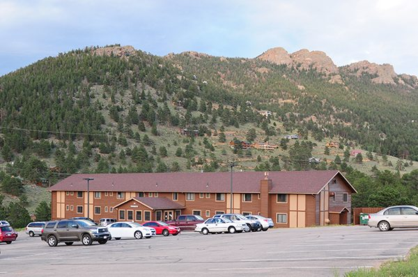 Photo of dorms at YMCA of the Rockies