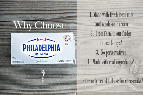 cream cheese graphic