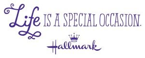 Hallmark Life is a Special Occasion Blogger Badge