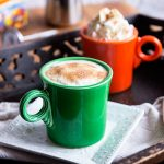 Pumpkin Spice Tea Latte Recipe from dineanddish.net