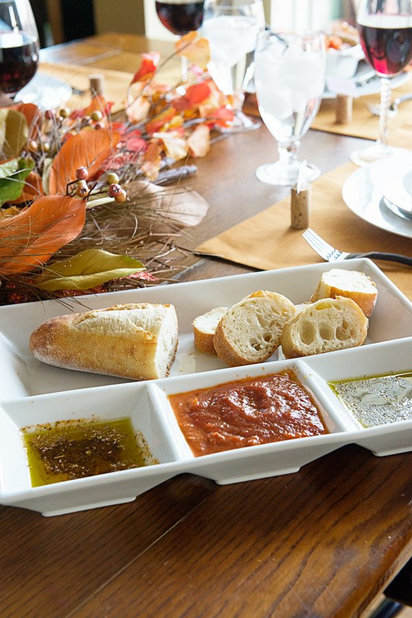 Bread-with-Dipping-Sauce
