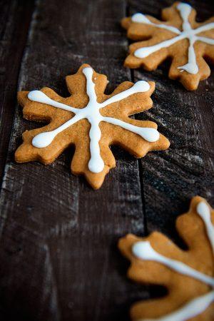 Butterscotch Gingerbread Cookies Recipe