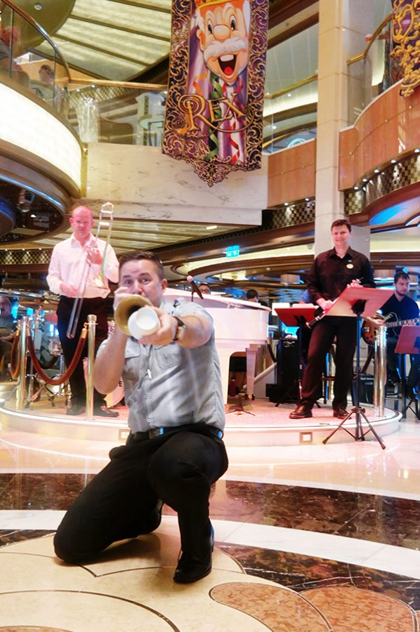 Regal Princess Cruise Jazz Band