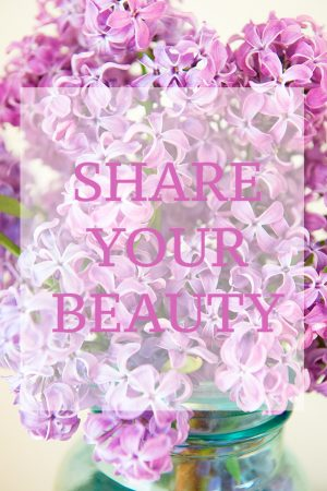 Share Your Beauty