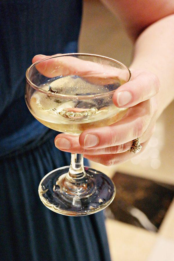Champagne Chef's Table Lumiere