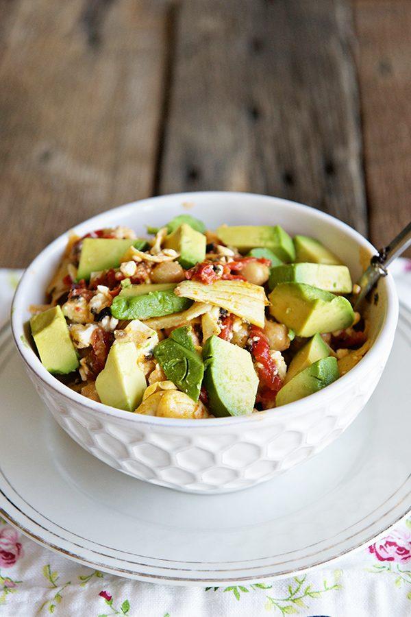 California Avocado Marinated Salad Recipe