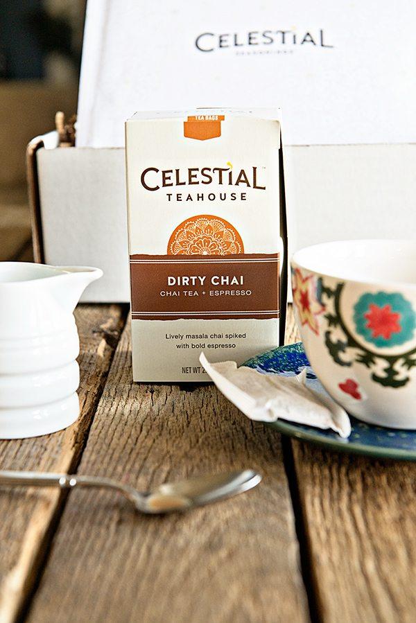 New Celestial Seasonings Teahouse Chai