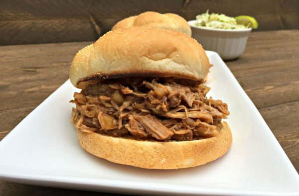 Hawaiian BBQ Pulled Pork from Chocolate Slopes