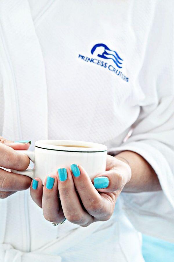 Coffee on Princess Cruise