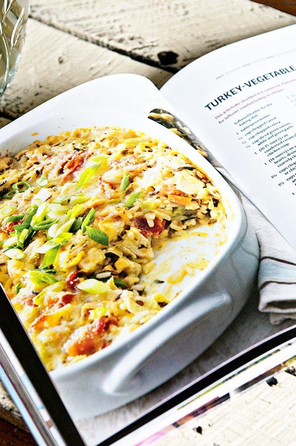 Turkey Vegetable Casserole
