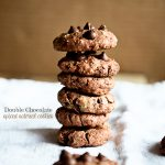 Double Chocolate Spiced Oatmeal Cookies Recipe on dineanddish.net