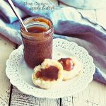 A Slow Cooker Apple Butter Recipe from dineanddish.net