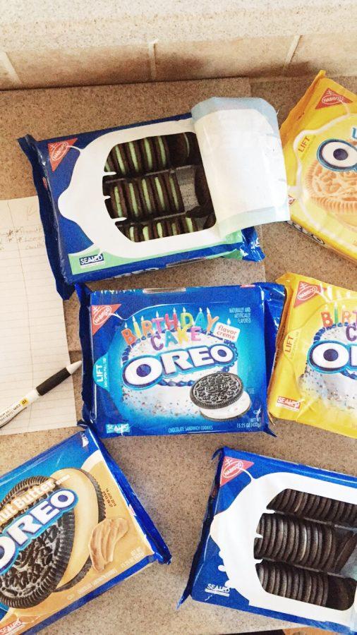 Oreo Cookie Challenge