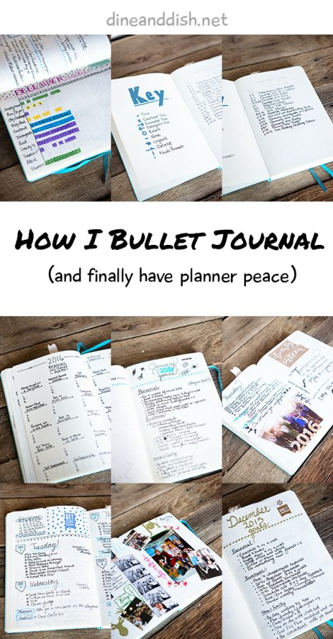 How I Bullet Journal (and finally found planner peace!)