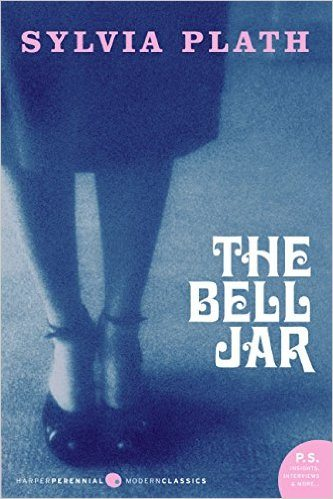 The Bell Jar Book review from dineanddish.net