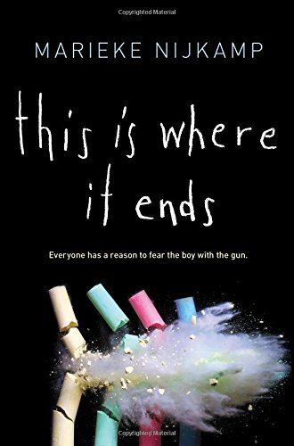 This is Where it Ends book review about a school shooting.