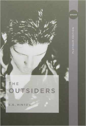 The Outsiders by SE Hinton