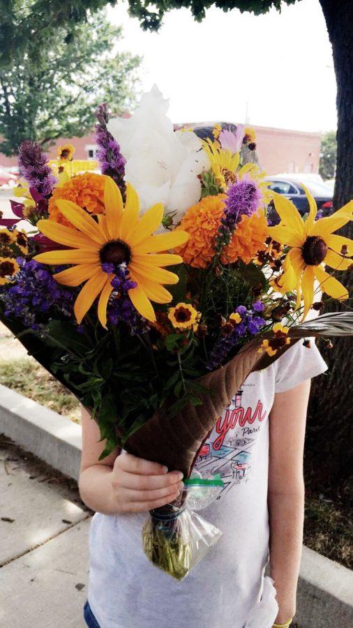 Overland Park Farmers' Market Flowers
