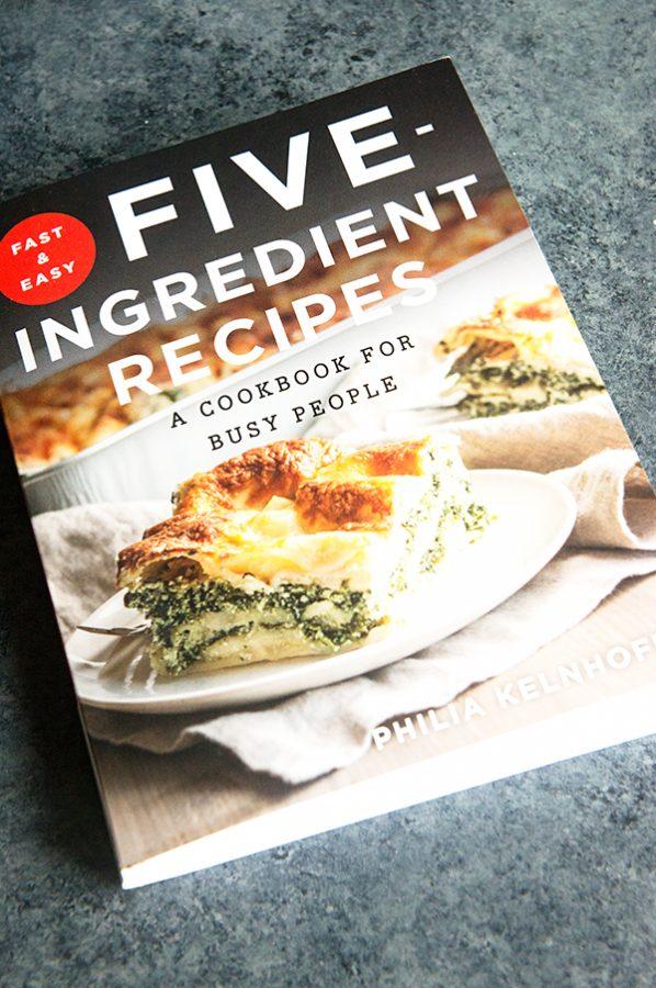 Five Ingredient Recipes Cookbook