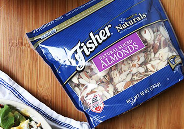 Fisher Naturals Sliced Almonds