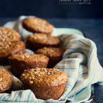 Crunchy Grape Nuts Muffins from dineanddish.net